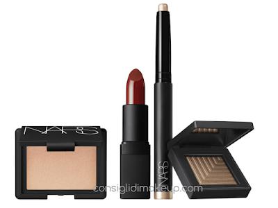 nars cosmetics novità autunno 2015