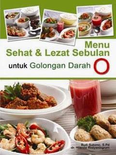 Daftar Makanan Diet Berdasarkan Golongan Darah