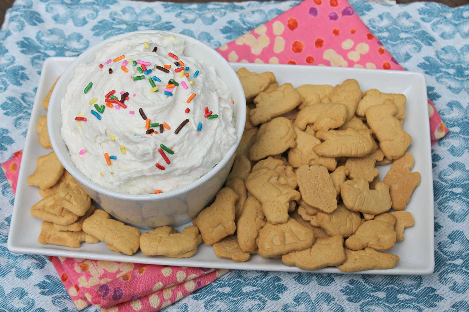 Dunkaroo Dip Recipe No Cake Mix