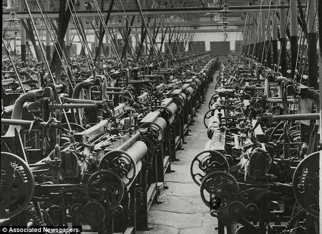 british industrialization The british industrial revolution: a tribute to freedom and human potential michael dahlen january 30, 2014 audio pdf in the objective standard, fall 2010 for most of human history, the vast majority of people lived in squalor and bitter poverty.