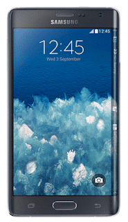 samsung galaxy note edge RAM 3GB
