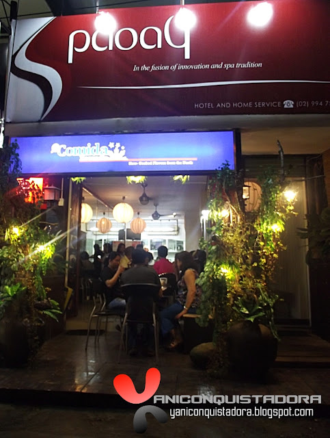 SPAOAY Wellness Center in Timog Avenue, Quezon City