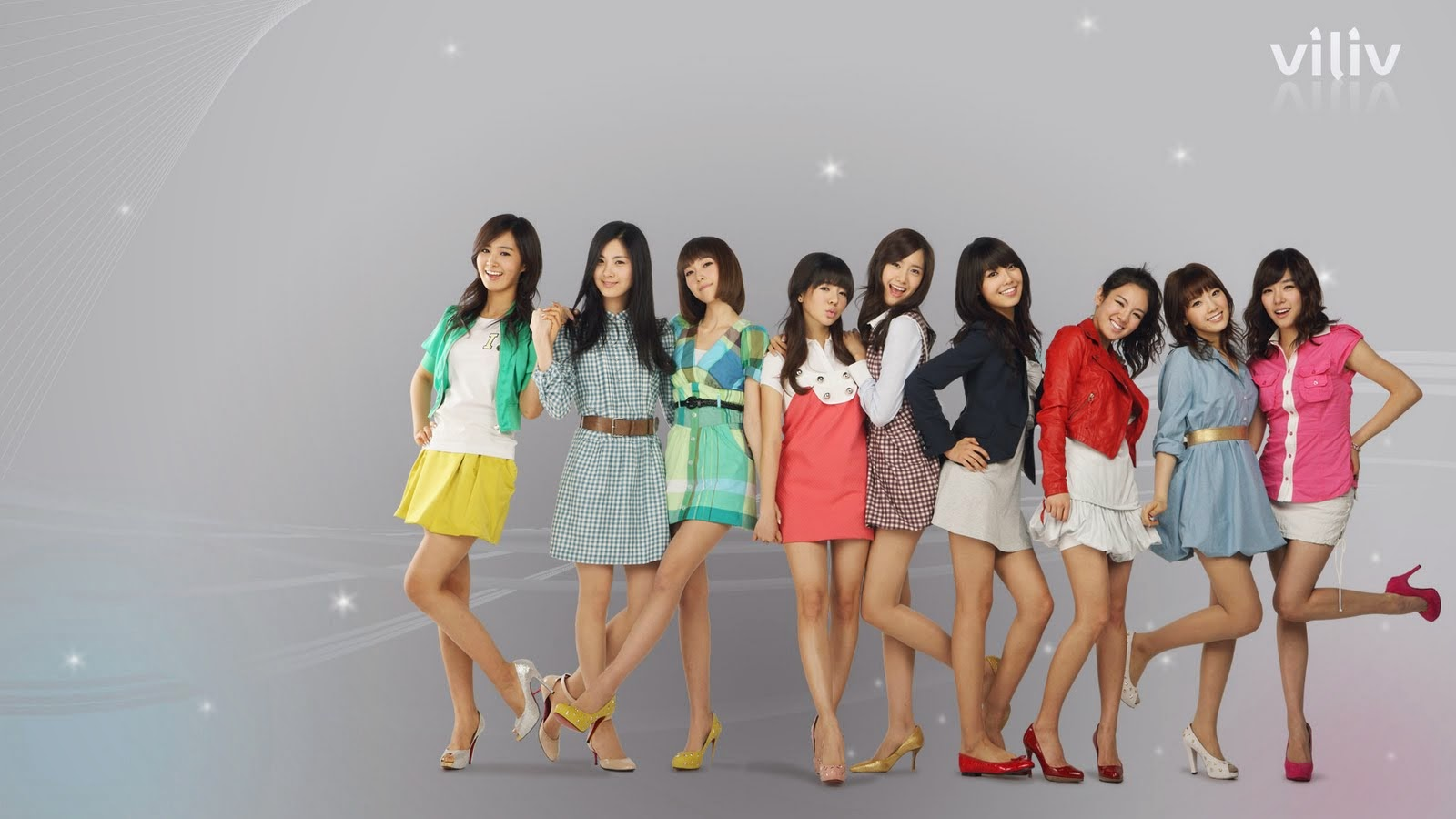 SNSD Korean Wallpaper