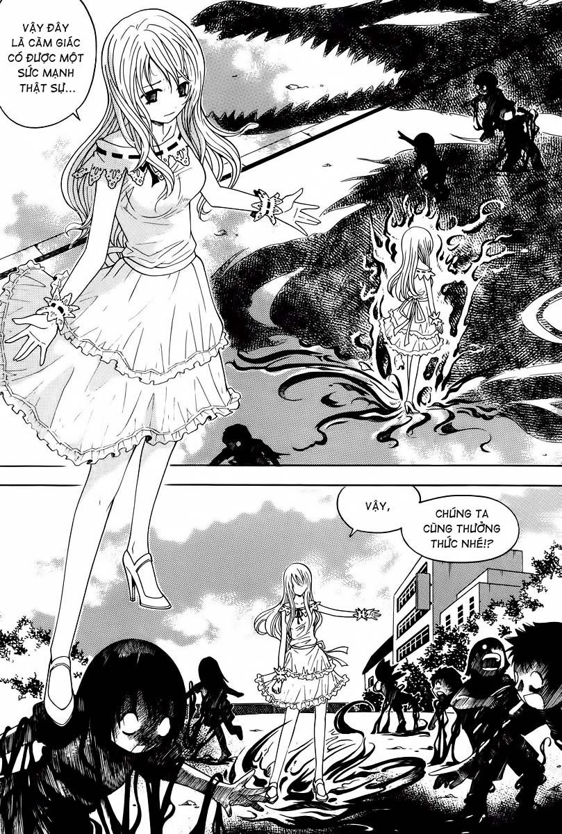 GWISIN BYEOLGOK - Bí kíp của quỷ chap 27 - Trang 14