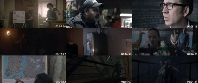 La Bruja de Samahin DVDRip Latino