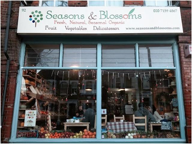 Vegetable Shop Highbury