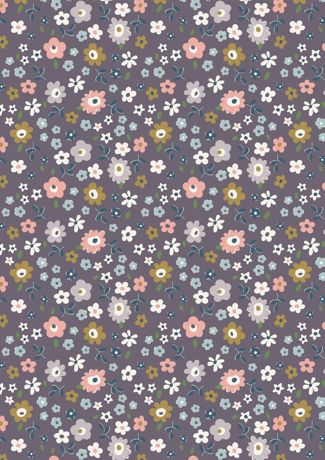 Emily Kiddy: Country Show Floral Print
