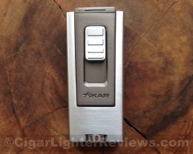 Xikar Trezo Triple Torch Lighter