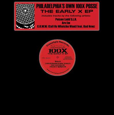 100x – Early X (Vinyl) (2009) (VBR)
