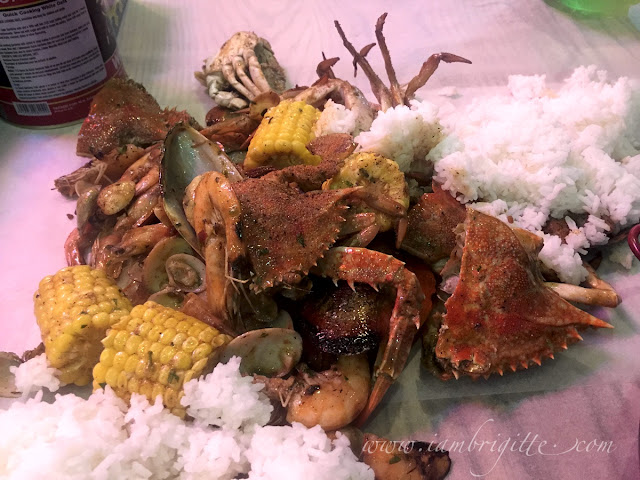 Dampa Dump-A-Seafeast