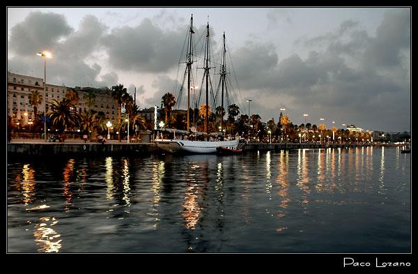 Viajes en barco alojamiento en el puerto de barcelona Alojamiento barcelona