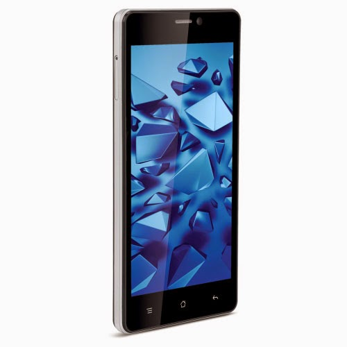 iBall Andi 5Q Cobalt Solus smartphone released in India at ₹11,499 with 5-inch HD display