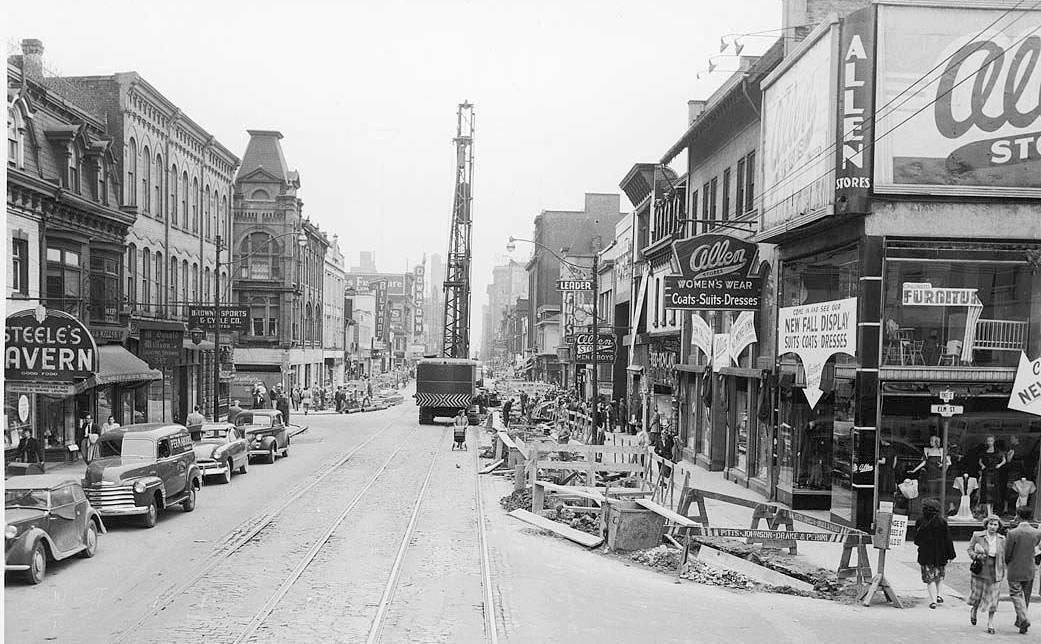 STEELES TAVERN -1950