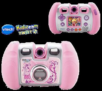 aparat dla dzieci vtech kidizoom twist różowy