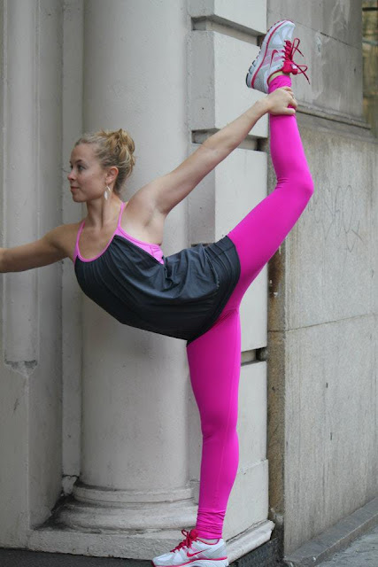 lululemon paris pink wunder under pants