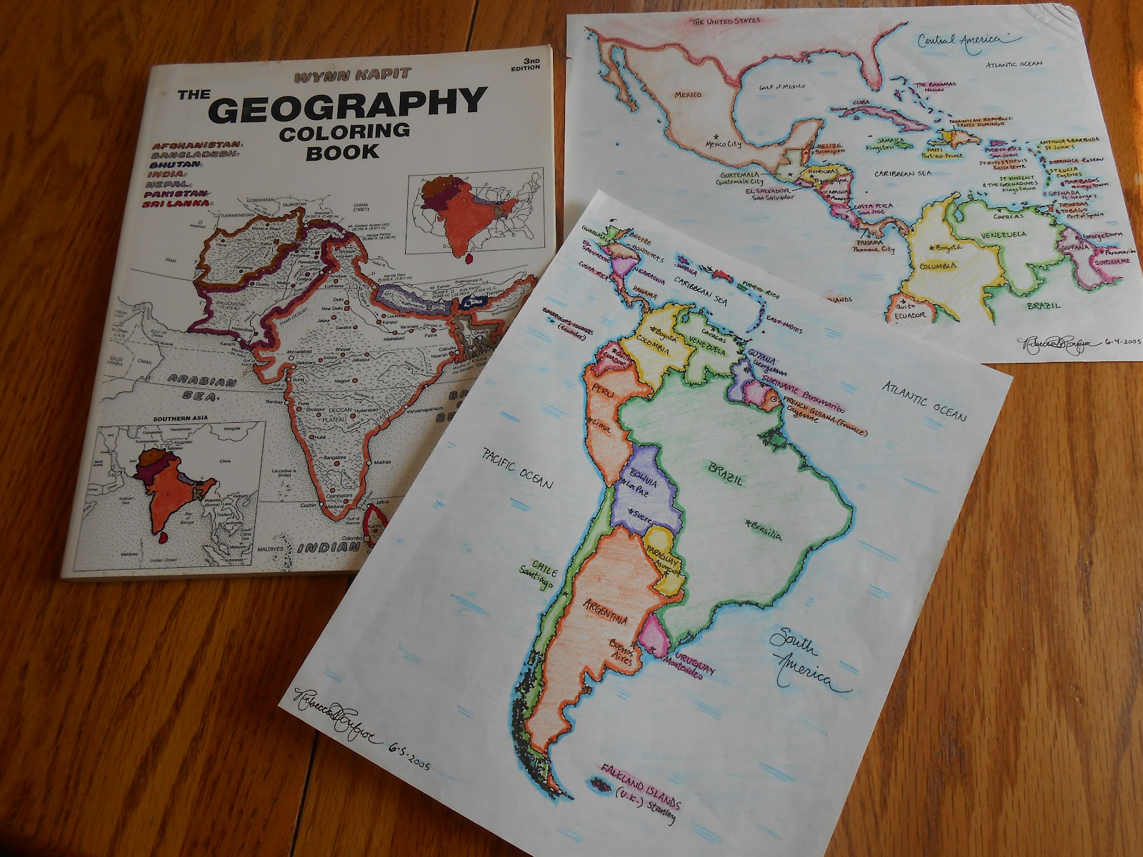 ebook the geography coloring book nd edition view images - Geography Coloring Book
