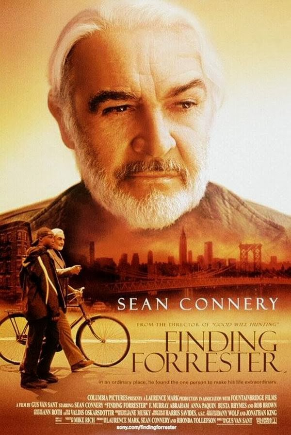 an analysis of the movie finding forester Finding forrester 2000 the movie was produced by sean connery himself, who also has a starring role in the movie, along with lawrence mark and rhonda tollefson.