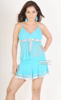 Ruthika Sizzling Telugu Actress