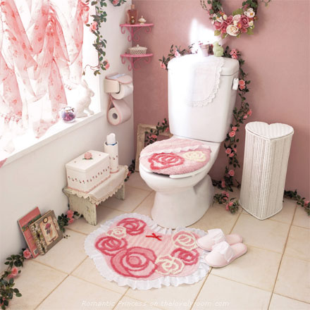 Bathroom on Sweet Princess Bathroom Ideas For Infant   New Bathroom Design
