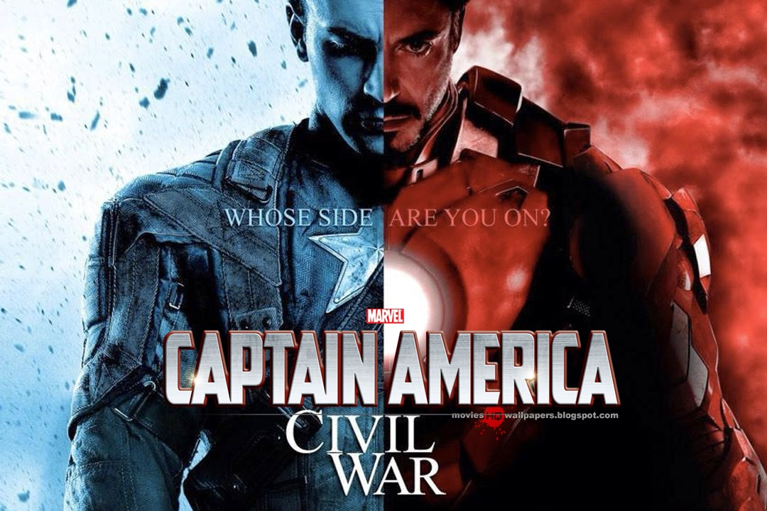 Captain America 3: Civil War (2016) | Action Thriller