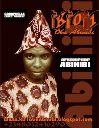 New Music:  K01-AFROHIPHOP ABINIBI