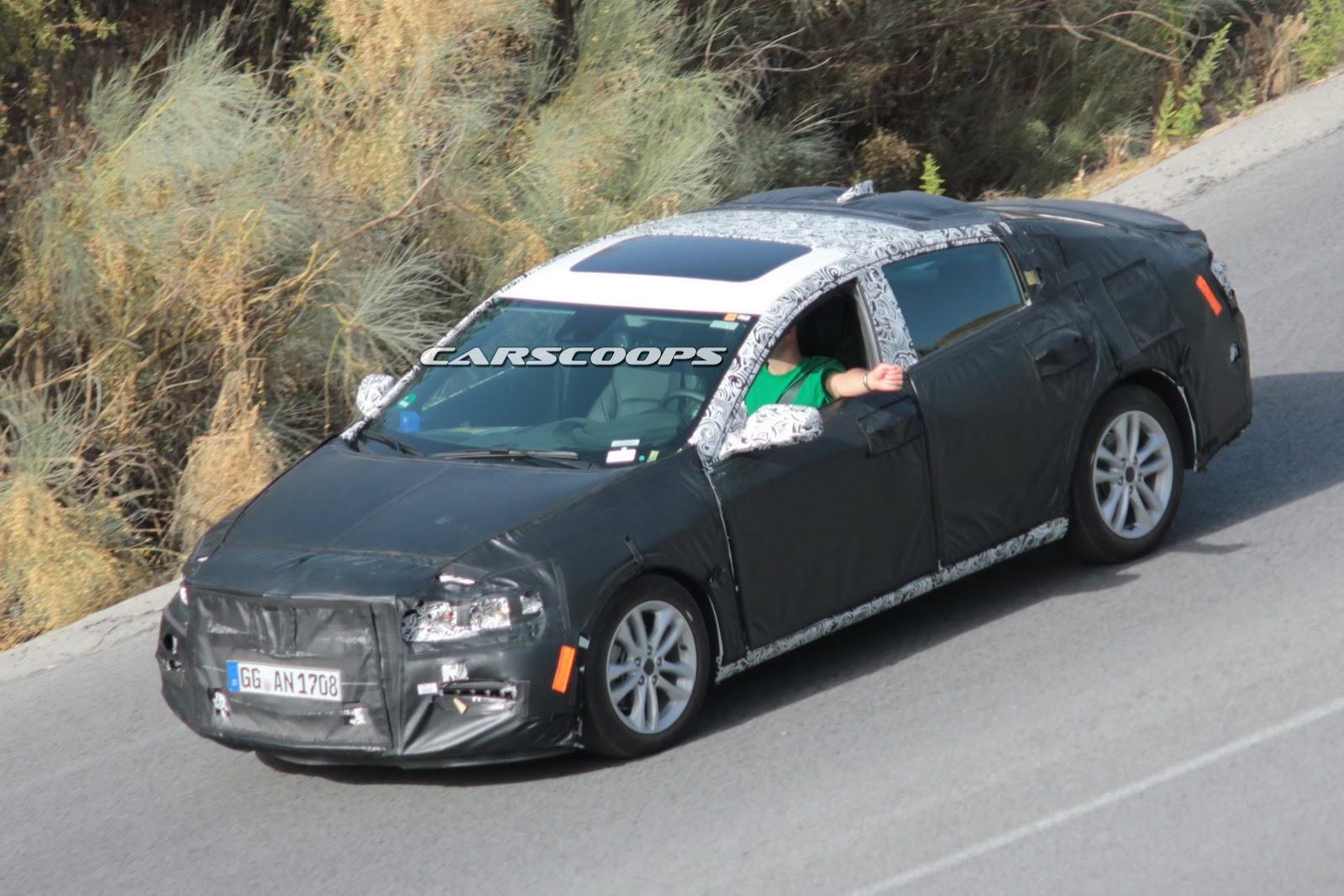 2015 - [Chevrolet] Malibu 2017-Chevrolet-Malibu-4