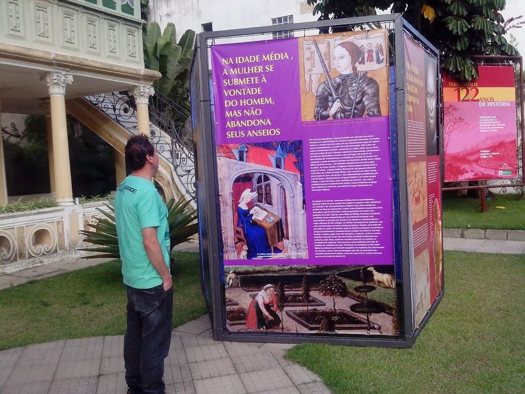 Secretaria de Cultura de Teresópolis promove exposições em homenagem às mulheres