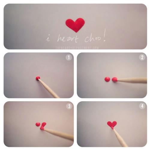 Valentine's day special nail design