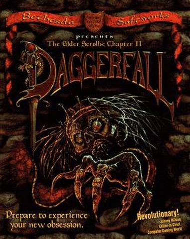 The Elder Scrolls Daggerfall