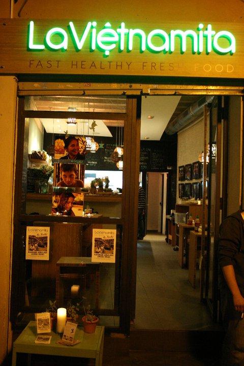 Hoy quiero cocinar restaurante lavietnamita barcelona - Restaurante vietnamita barcelona ...