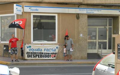 CNT-Aqualia-Despido-Depuradora-Mazarrón-Facsa