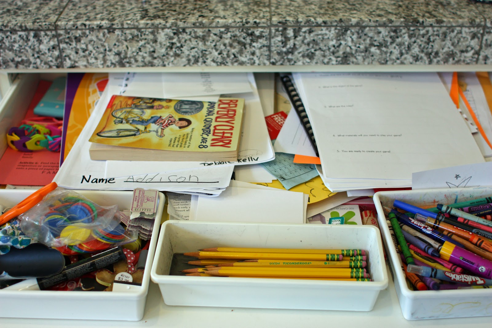 organized craft cupboard the sunny side up blog