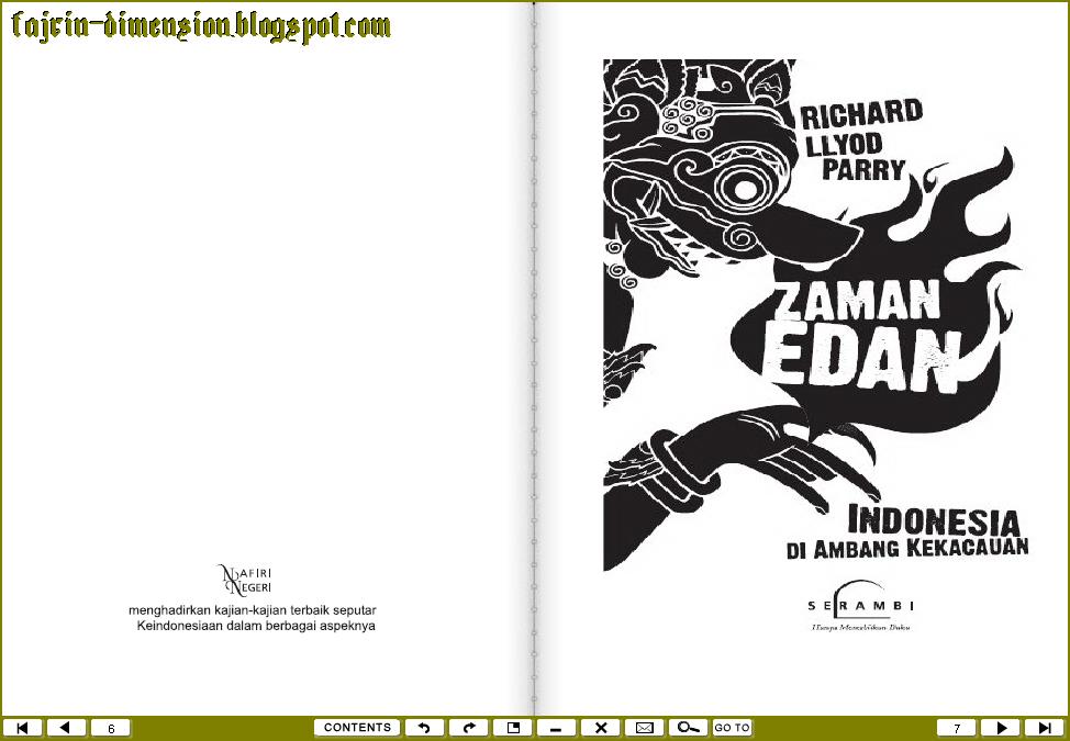 E-Book, Zaman Edan