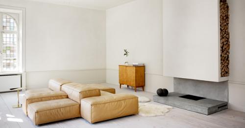 leuchtend grau interior design blog celebrating soft minimalism helles apartment mit. Black Bedroom Furniture Sets. Home Design Ideas