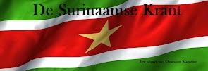 De Surinaamse Krant, daily Suriname news: