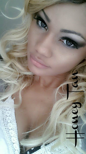 gyaru gaijin ulzzang Freetress Equal Synthetic Lace Front Deep Invisible Part Wig Bently OP 613/ 27 Princess Mimi Geo Bambi Sesame Grey