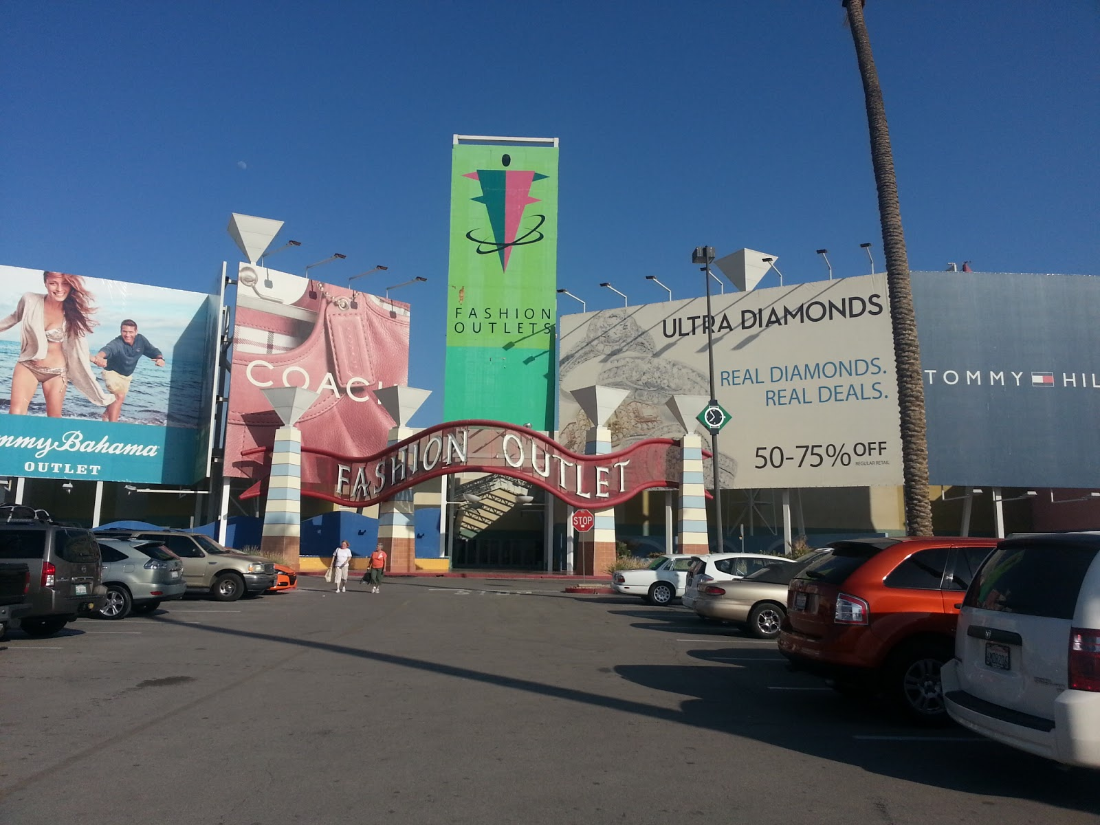 primm outlets directory