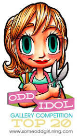 Odd Idol 2013 - I made the Top 20!
