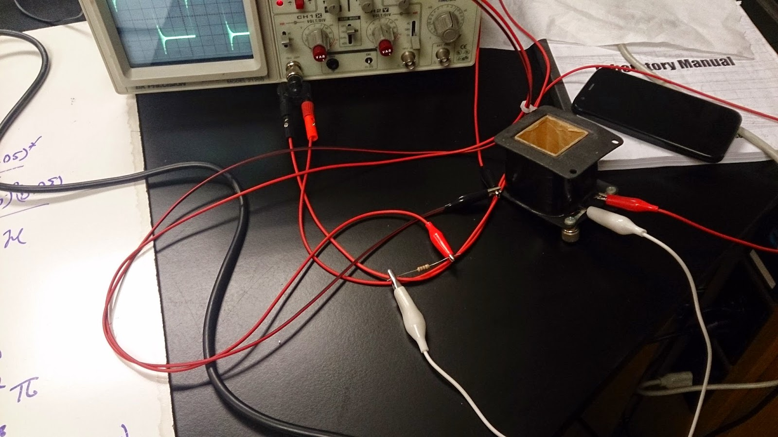Physics 4b Inductance In Dc Circuit 23rd Day Use Of Inductor A