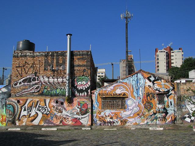 15 obras incríveis de street art da cidade de São Paulo
