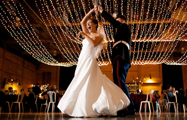 Wedding Dance Lighting