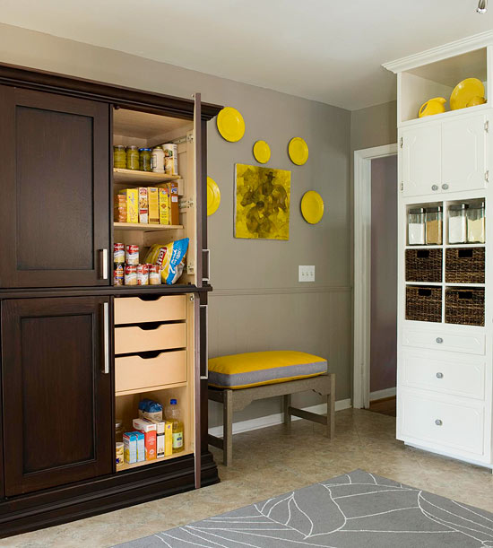 The awesome Furniture nifty kitchen pantry cabinet design pics
