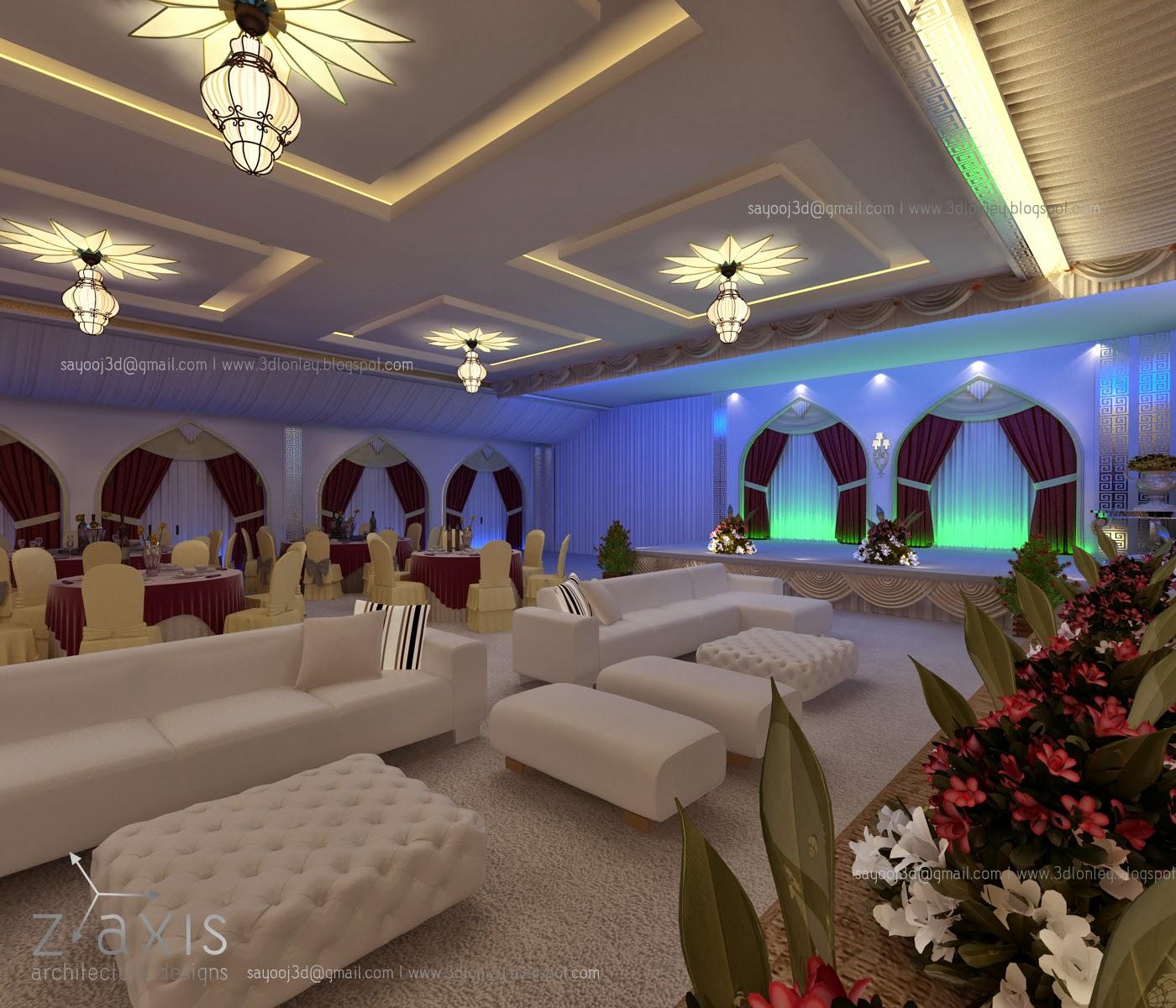 Banquet Hall Design: House Plans And Design: Architectural Designs Wedding Halls