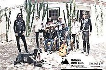 Corizonas y Lambchop al Bilbao BBK Live Bereziak 2012