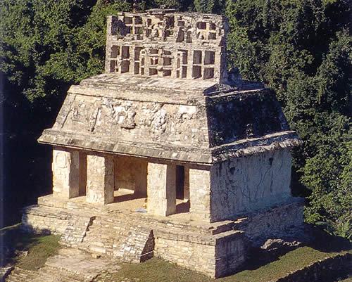Analisis critico de la arquitectura y el arte for Las construcciones de los mayas