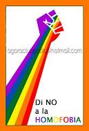 Dia del NO a la Homofobia.