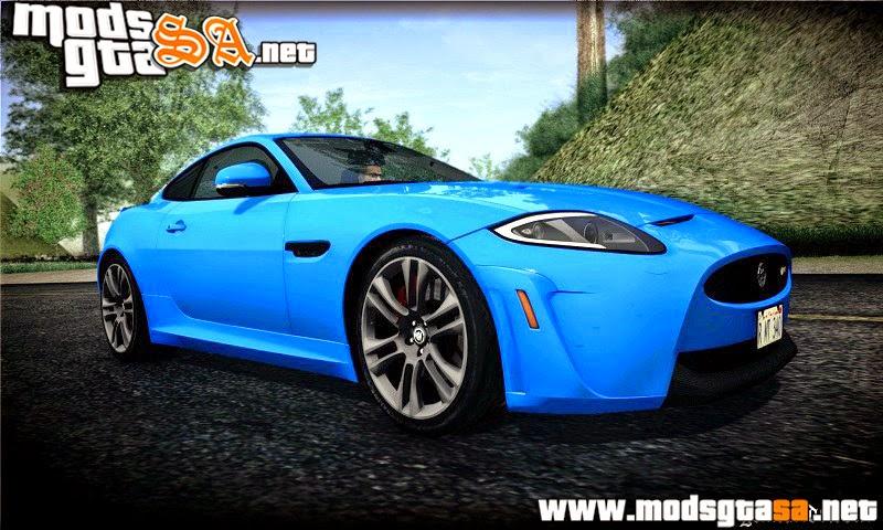 SA - Jaguar XKR-S V1 2012