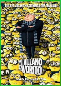 Mi Villano Favorito 1 | 3gp/Mp4/DVDRip Latino HD Mega