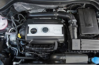 2015 Redesign Volkswagen Tiguan performance engine view