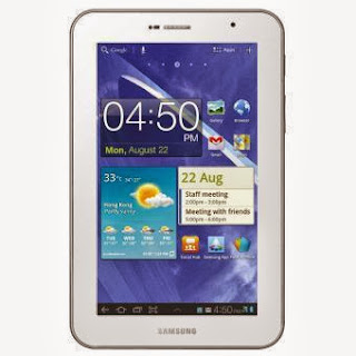 Tablet Android Samsung Galaxy Tab 7.0 Plus P6200, Review Spesifikasi Dan Harga
